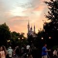 写真: The Castle in Sunset 8-22-18