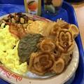 Mickey Waffles 8-23-18