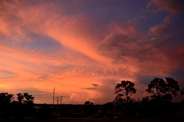 Sunset Clouds 9-14-18