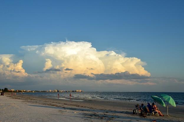 Photos: Fort Myers Beach 10-14-18