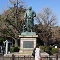Photos: 西郷さん 2019-1-20