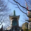 Photos: 大納骨堂とタワー 2019-1-24