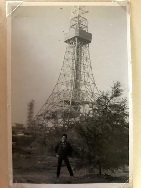 父と東京タワー 1958