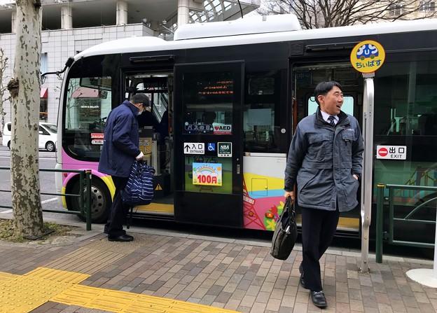 広尾停留所 2019-1-25