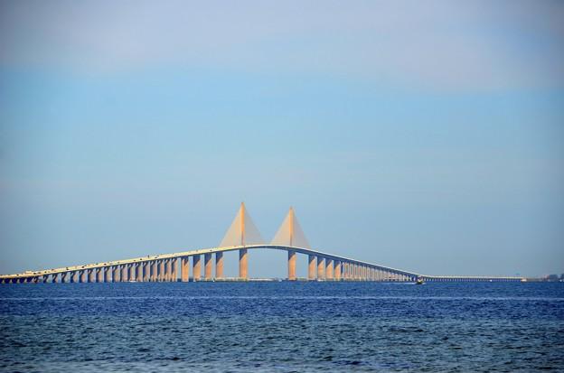Sunshine Skyway Bridge 3-24-19