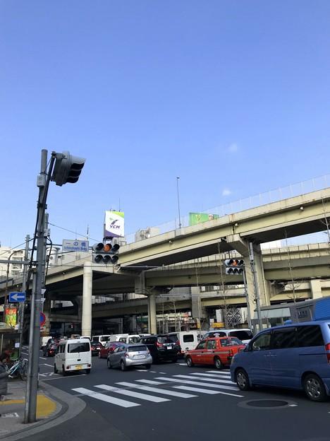 Photos: 一の橋交差点 2019-1-30