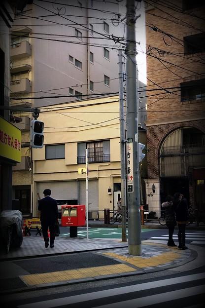 Photos: 郵便ポスト 2019-1-30