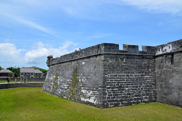 The Walls of the Castillo 5-11-19