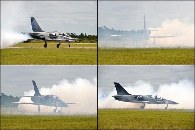 L-39 Burning Rubber 11-3-19
