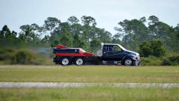 Jet Engine Truck 11-3-19