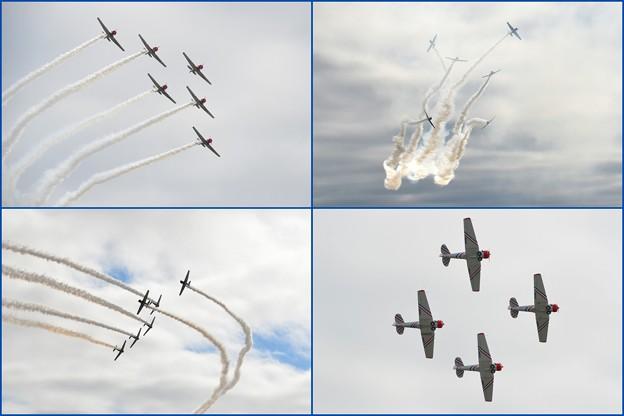 Photos: GEICO Skytypers Performance1 11-3-19