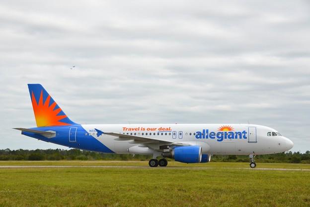 Commercial Flight Landed 11-3-19