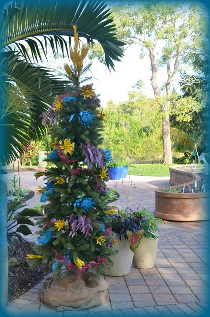 Children's Garden Christmas Tree 2019