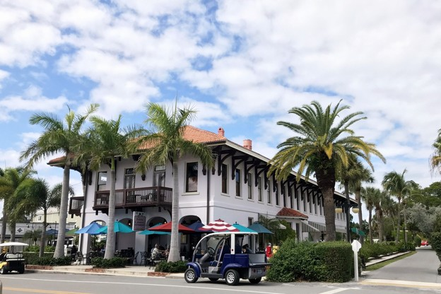 Charlotte Harbor and Northern Railway Depot 10-13-19