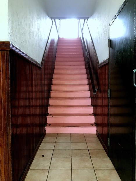 Pink Staircase 10-13-19