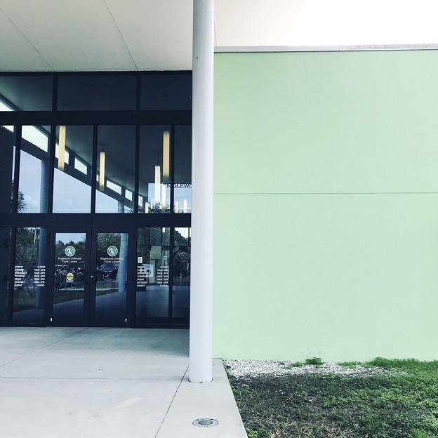 Photos: Green Wall 1-31-20