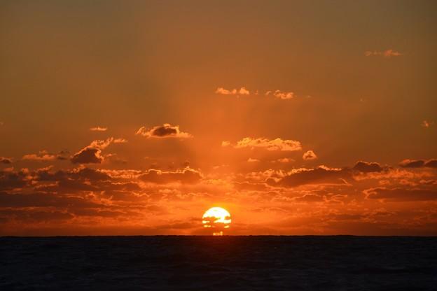 The Gulf Sunset 4-30-20