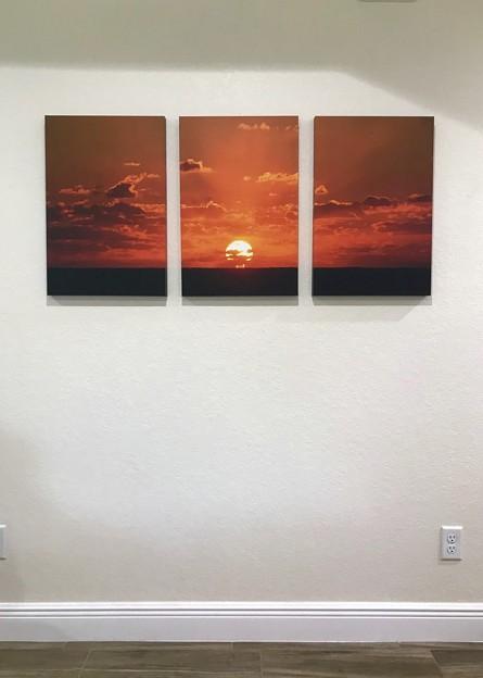 The Gulf Sunset
