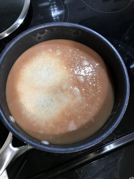 Boiling again 8-17-20
