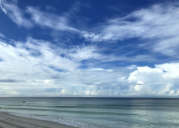 Photos: Clouds before Storm 9-10-20