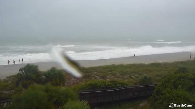 Englewood-Beach-Cam_Hurricane Eta