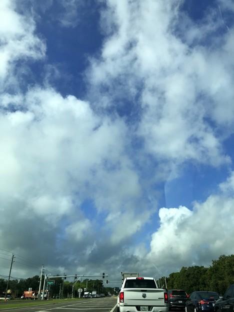 Photos: Zeta's Clouds 10-29-20