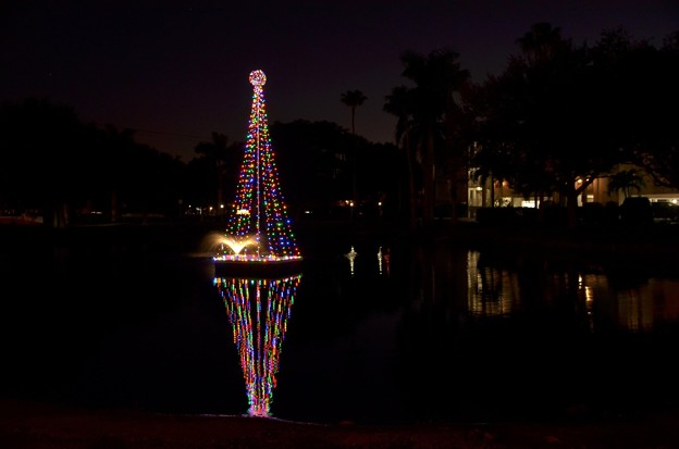 Photos: Fishermen's Village Pond 12-9-20