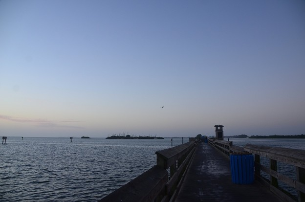 Photos: Fishing Pier 1-1-21