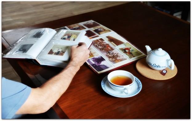 「第149回モノコン」 Weak Tea and Photo Albums