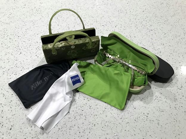 Photos: Limeの眼鏡ケース♪ 2-23-21