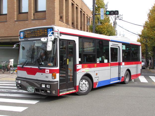 20181209東急バス (2)