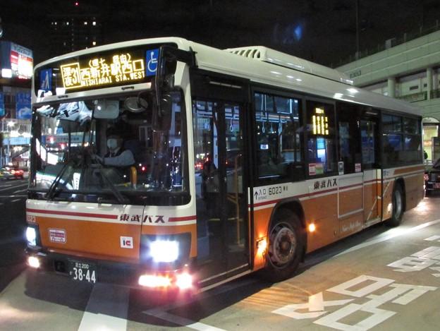 20191121重機&東武バスセントラル (2)