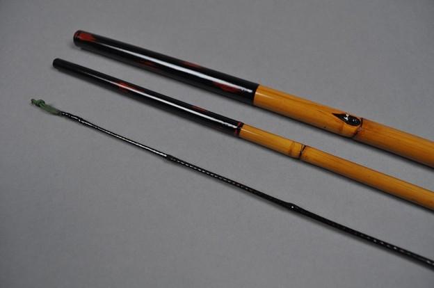 """Traditional Bamboo Rod """"Wazao"""""""