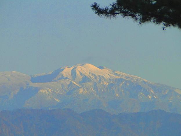 Photos: 白山冠雪