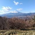 足柄峠~金時山 富士山