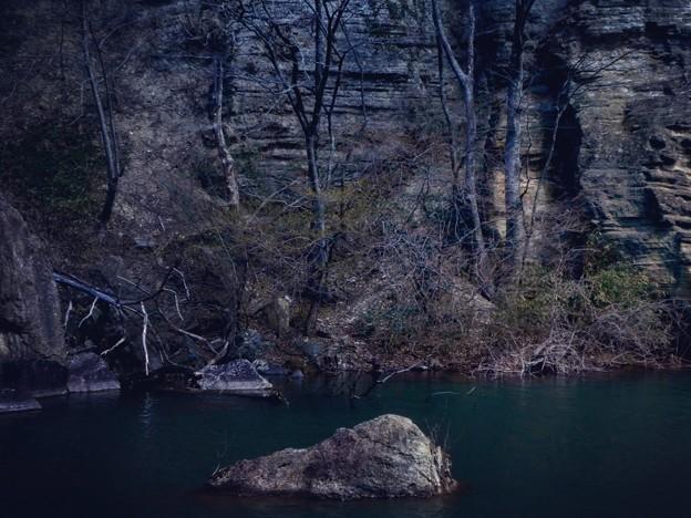 材木岩公園