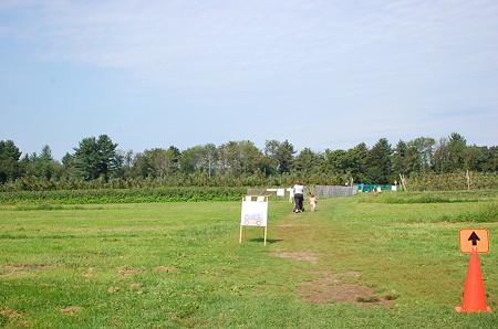 Tougas Family Farm広大な土地