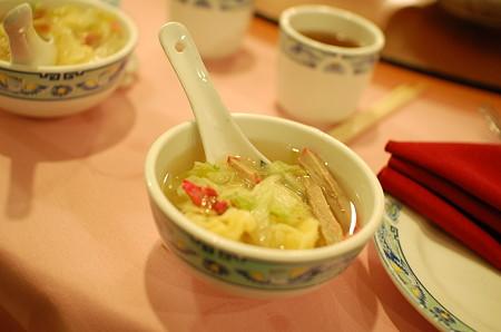 小桃園・スープ