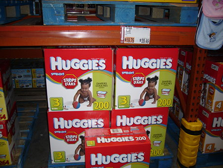 HUGGIES Stage3