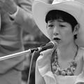 Photos: 表情豊かなお姉さん