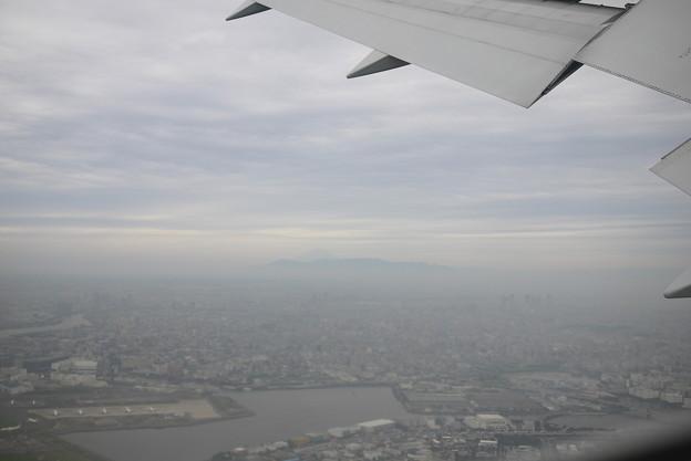 富士山が見えるよ!感動@北海道一人旅