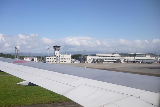 はじめまして旭川空港!@北海道一人旅