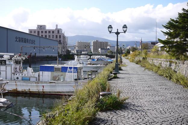 小樽散策@北海道一人旅