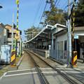 写真: 江ノ電を歩く06