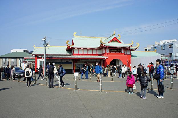 写真: 江ノ電を歩く20