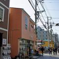 写真: 江ノ電を歩く29