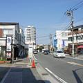 写真: 江ノ電を歩く35