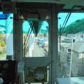 Photos: モノレール運転席の車窓0