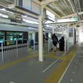 写真: 西鎌倉駅のホーム
