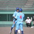 2019秋田予選決勝 4回(岩佐選手HR含)